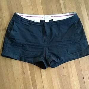 Old Navy Black Perfect Shorts